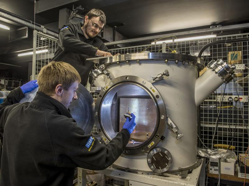 Tony Davies High Voltage Laboratory | | University of